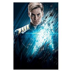 Star Trek. Размер: 40 х 60 см